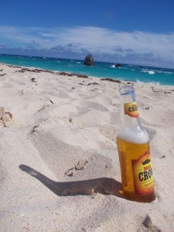 Bermuda. Beach and beer!