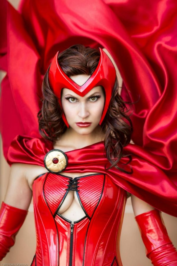 Dasha Bolotina as Scarlet Witch from Firefly Path » Blog