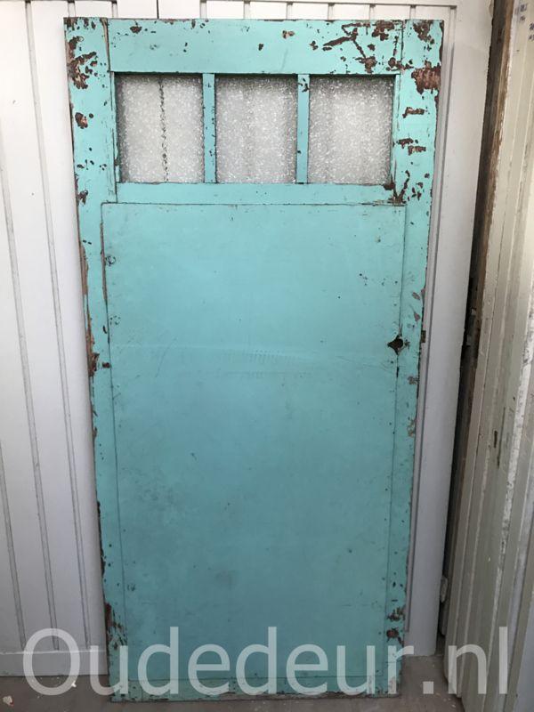 nr. 1856 mintgroen deurtje