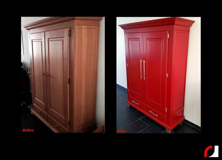 25 unieke idee n over renoveren van meubels op pinterest opgeknapte meubels afgewerkt - Modern meubilair en oude ...