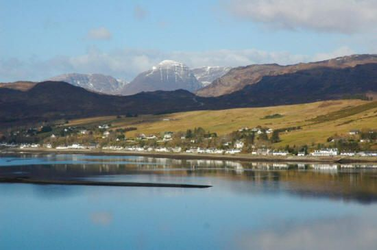 Lochcarron, Scotland - one of my favorite places