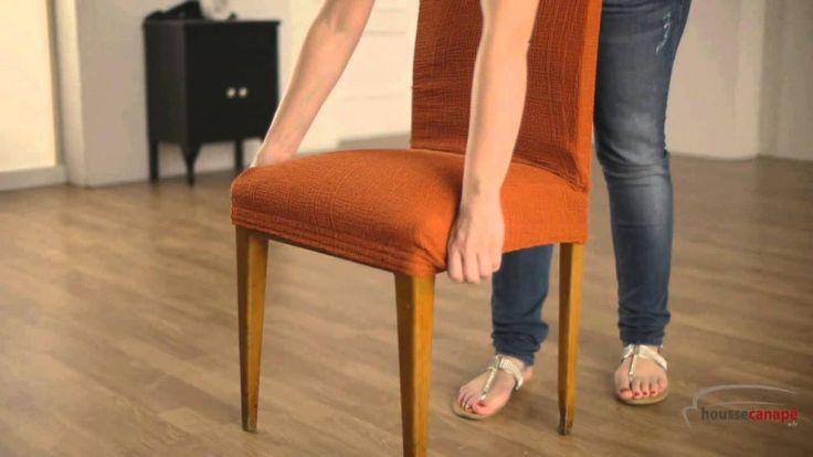 visuel housse de chaise elastique