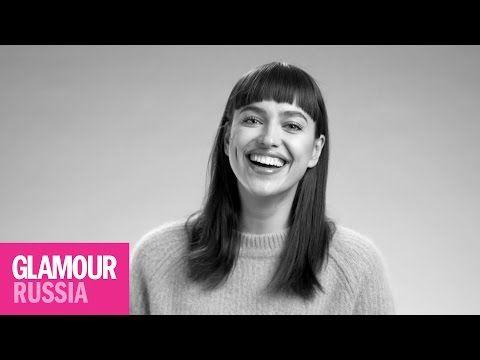 Джиджи Хадид рассказывает про свой первый поцелуй - YouTube