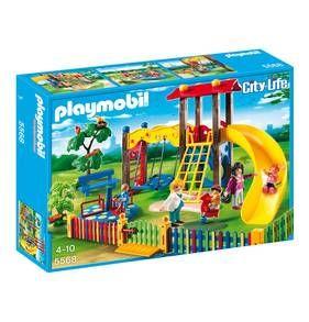 City Life Kinderspielplatz 5568
