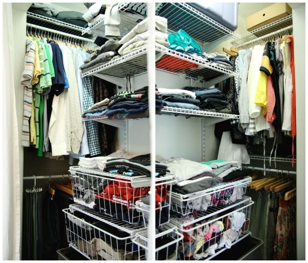 112 Best Images About Before After On Pinterest Closet