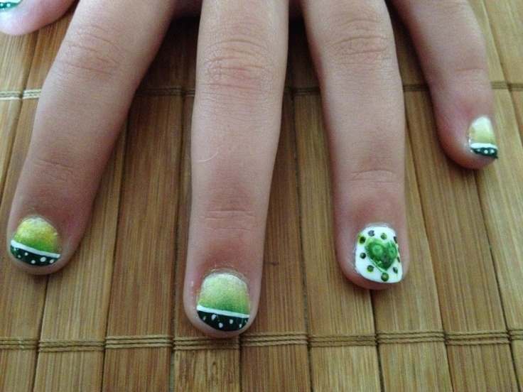 8 best Cute nails images on Pinterest | Baby girl nails, Girls nails ...