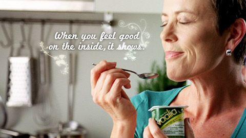 Publicidad de Parmalat en el mundo