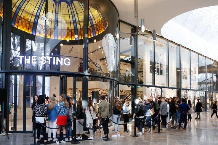 Opening The Sting store Breda!