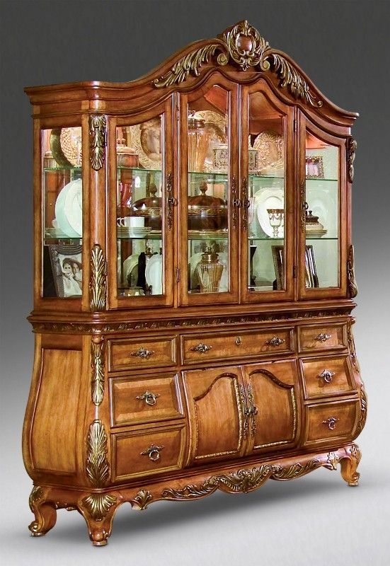 Antique china cabinet styles furniture
