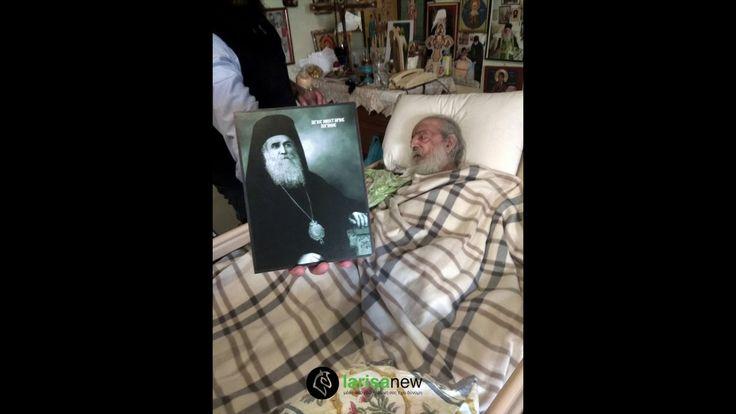 Μήνυμα προς κλήρο και λαό του χαρισματικού Γέροντα Νεκτάριου Βιτάλη - 18...