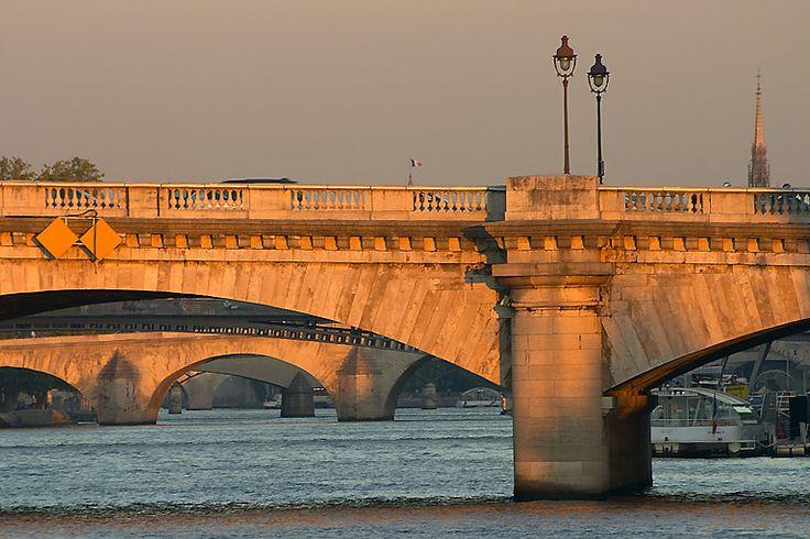 Les ponts de Paris: Le Pont de la Concorde -