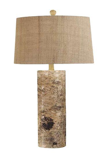 Lovely Aspen Tree Lamp Images