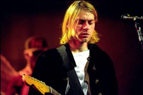 New Kurt Cobain Death Photos Reveal Singer's Drug Den