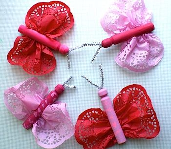 Easy+Valentine+Crafts | Minute and Easy Valentine's Day Fun! - Things to Make and Do, Crafts ...