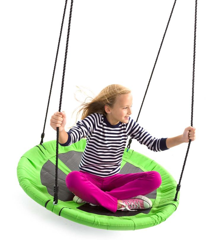 Super Saucer Platform Swing