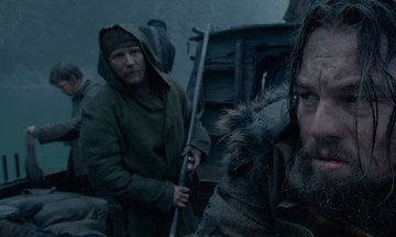 Leo Takes On Tom Hardy In New 'The Revenant' Trailer