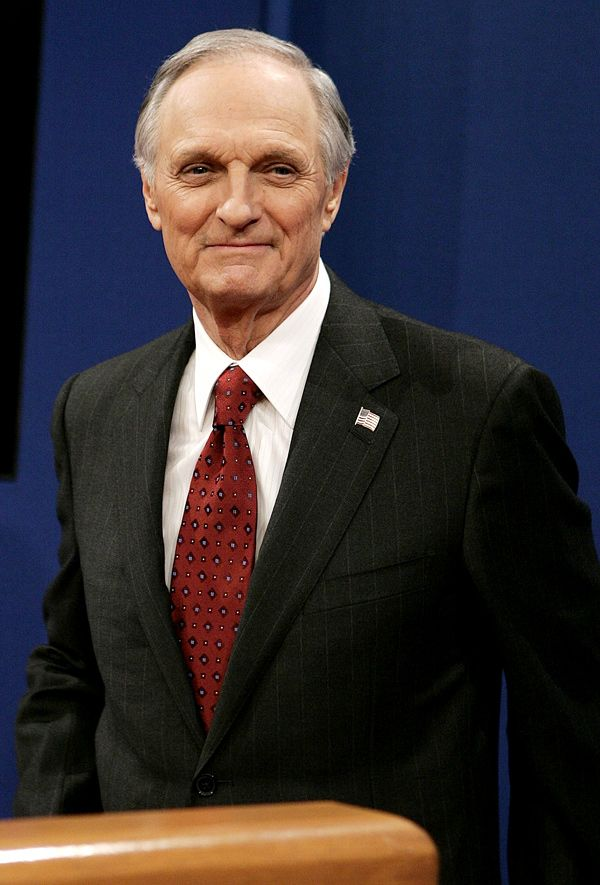 Alan Alda (The West Wing)