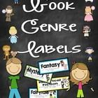 Need a way to keep my classroom library organized? I have plastic book bins that I will attach these labels to, so that the students can see the different genres and learn about different types of books.  If you have my supply labels freebie that I offer, these are a perfect match!  I hope this helps your classroom library stay organized too, and keeps your kids reading like rock stars!