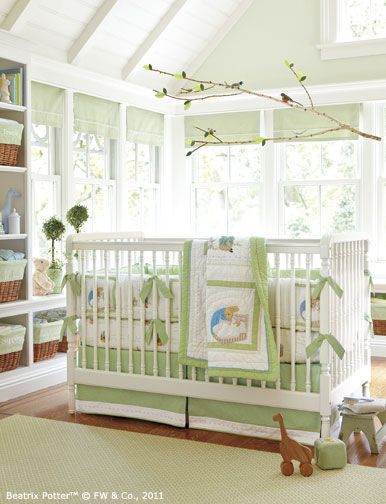129 Best Nursery Design Green Images On Pinterest
