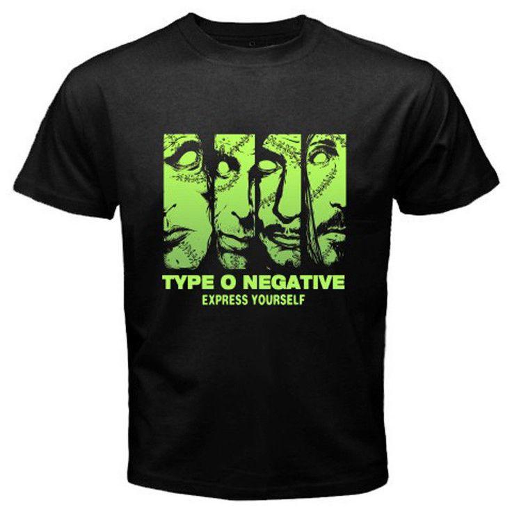 TYPE O NEGATIVE *Beast Mode Carnivore Rock Band Men's Black T-Shirt Size S-3XL #FruitoftheLoom #BasicTee