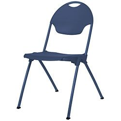 Mity Lite Stack Chair Blue Sale Price $46.00 Sales Ask For Dana 855 653