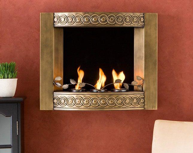 10 Portable Fireplaces for Petite Places | Brit + Co