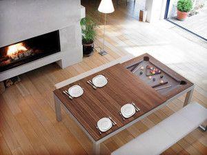 30 bellissimi tavoli allungabili moderni in versione estensibile e a scomparsa, tavoli rotondi, quadrati, rettangolari e consolle dal design davvero particolare