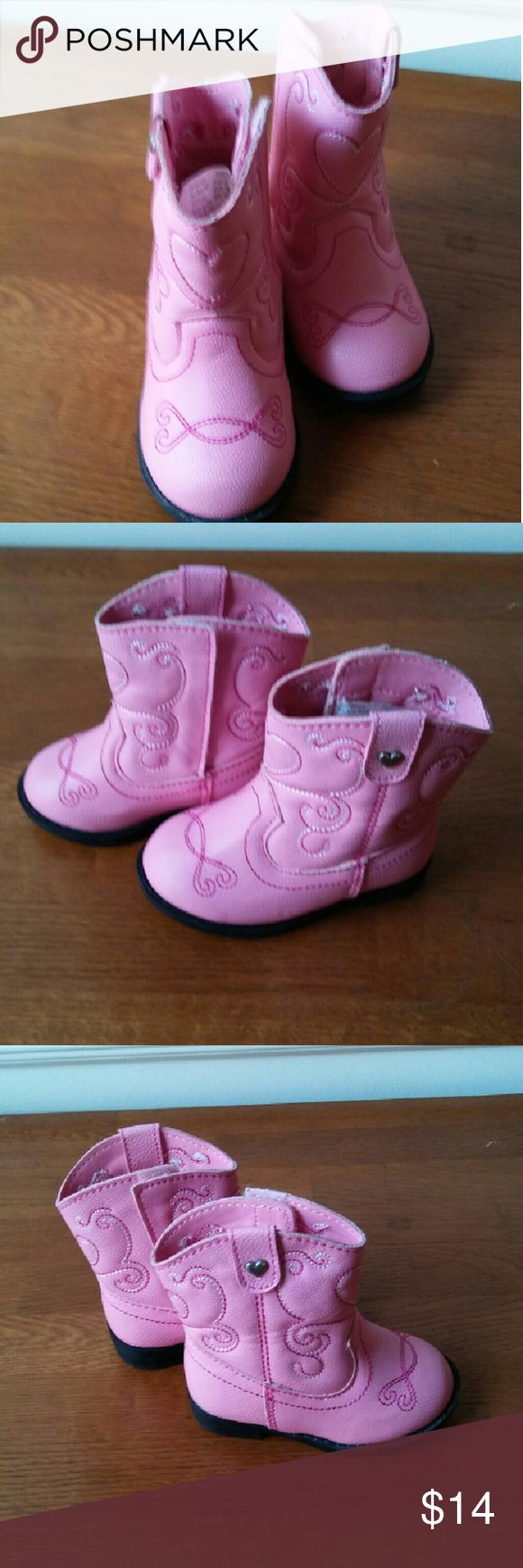 Infant cowboy boots size 3 Brand new Shoes Boots
