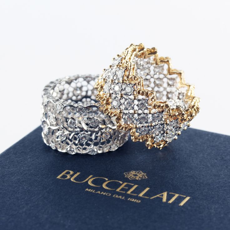 Buccellati Womens Jewelry, Silver, Sterling Silver, 2017, One Size