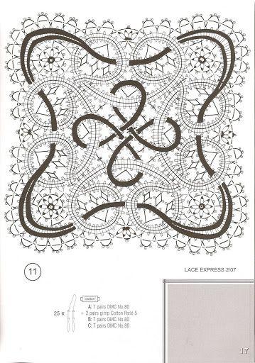 Lace Express 2007-02 - Isabel Delgado - Picasa Webalbums