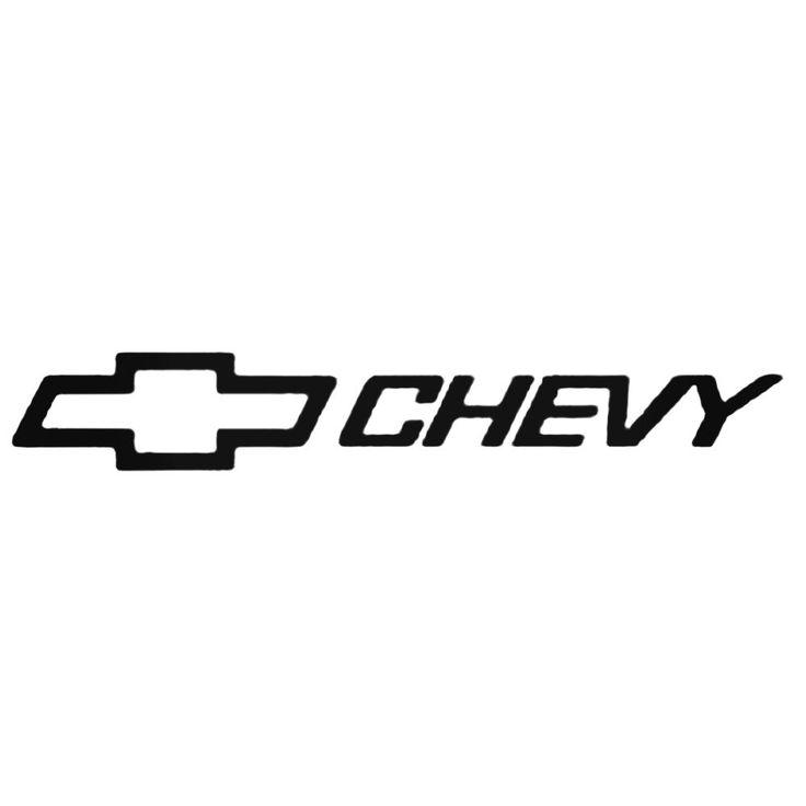 Chevy Sticker  BallzBeatz . com