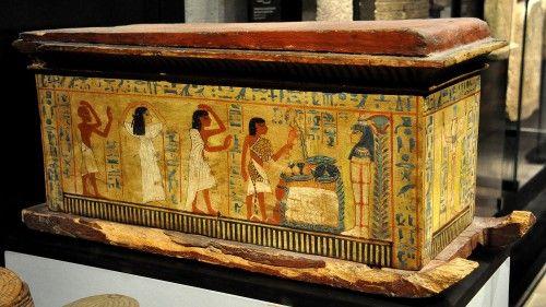Egyptian Hall of Judgment