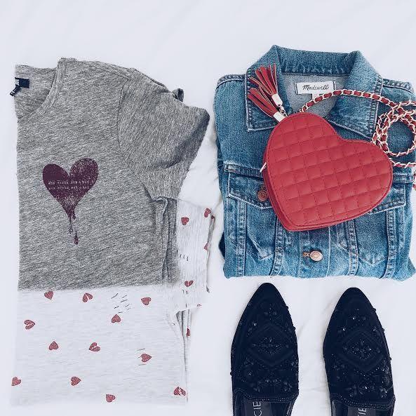 FLATLAY by Houston Fashion Blogger, The Styled Fox - @_anna_english on Instagram