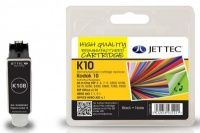JetTec Kodak 10B Black Compatible Ink Cartridge by JetTec branded remanufactured printer ink cartridges for Kodak printers provide OEM style quality printing but at a fraction of the cost of original Kodak cartridges. Jet Tec compatible inkjet cartrid http://www.MightGet.com/february-2017-3/jettec-kodak-10b-black-compatible-ink-cartridge-by.asp