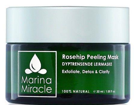 Økologisk og Naturlig hudpleie NYHET! Marina Rosehip Peeling Mask, 30 ml - Søster, Venninne og Dama - Gavetips - Produkter