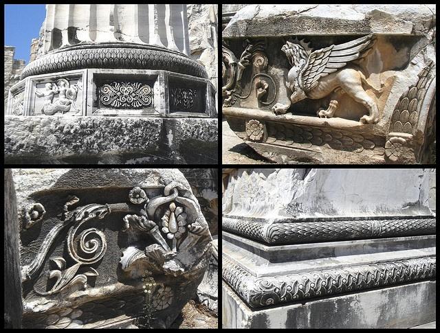 Temple of Apollo, Didyma, Turkey