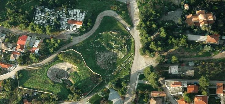 Αρχαίο θέατρο Βοιωτικού Ορχομενού - Orchomenos Ancient Theatre