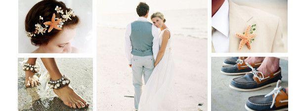 Il matrimonio in spiaggia: consigli su come organizzarlo