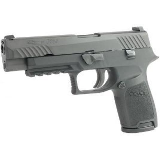 Sig P320 Compact 9mm 15 Rd, Full Length Slide