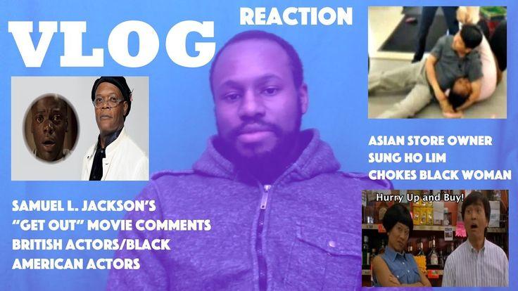 VLOG: Samuel L. Jackson, British vs. Black American Actors | Asian Store...