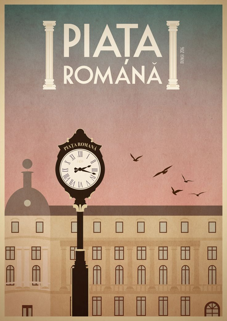 Piata Romana, zona din Bucuresti. www.dungishop.ro