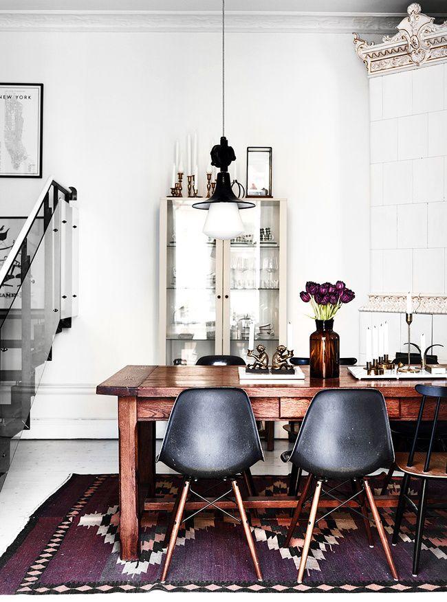 La parfaite salle à manger (photo Andrea Papini)
