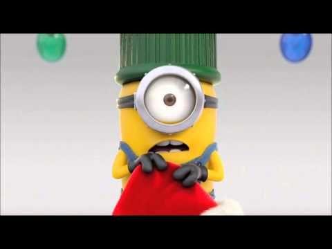 FELIZ NAVIDAD LOS MINIONS!!!! - YouTube