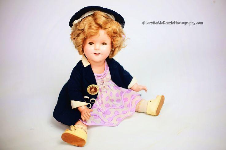 Shirley Temple dolls