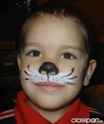 Image result for maquillaje niños