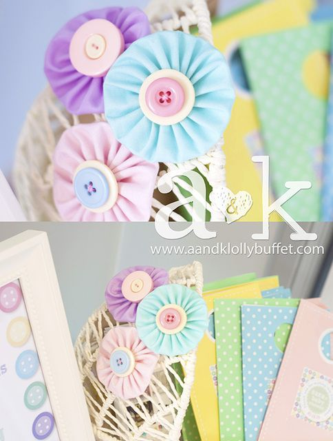 Cute As A Button Baby Shower Party Ideas Baby Shower