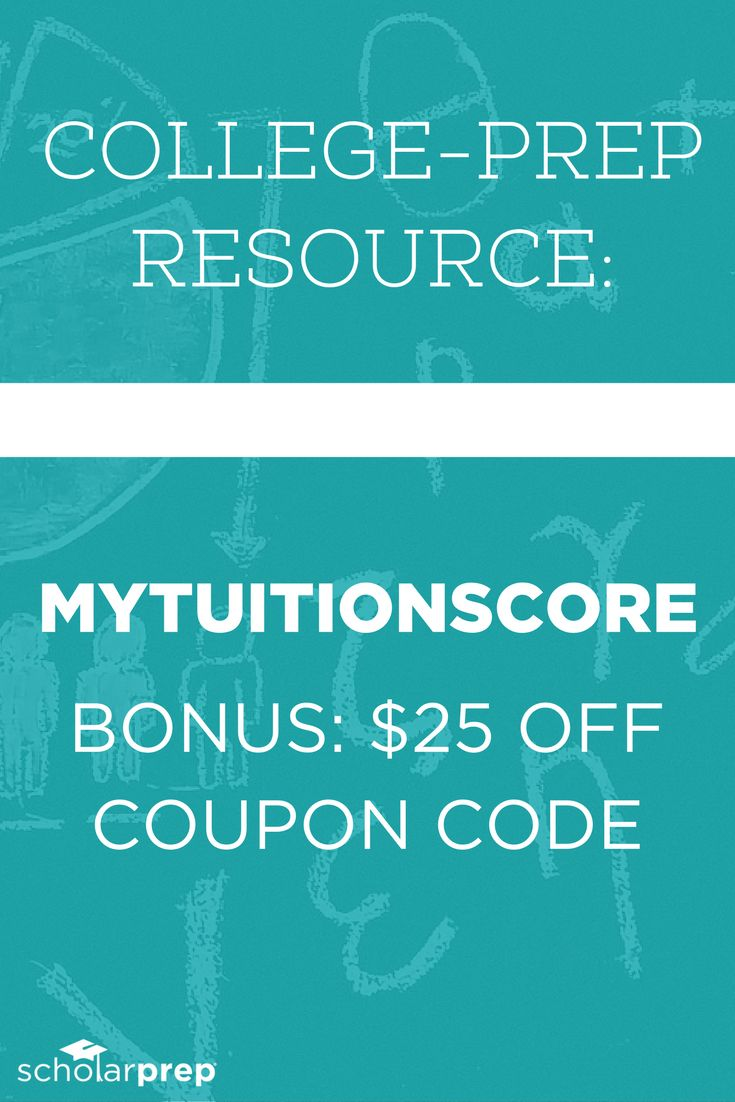 79 best tips for applying to college images on pinterest college college prep resource mytuitionscore with bonus 25 coupon code fandeluxe Image collections
