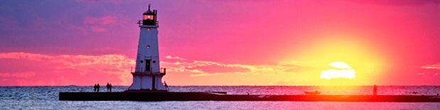 Ludington, MI Sunset