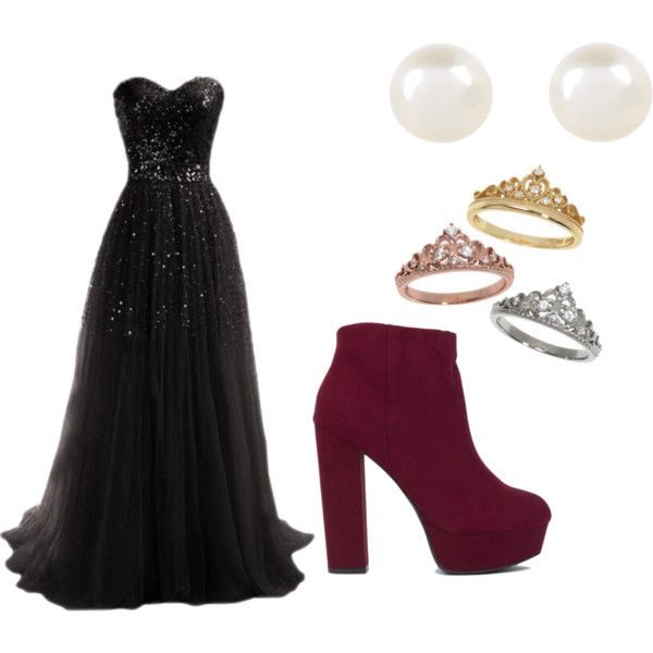 Gala outfit onder de €100.- by lollypopmy on Polyvore featuring polyvore, fashion, style, Accessorize and Eternally Haute