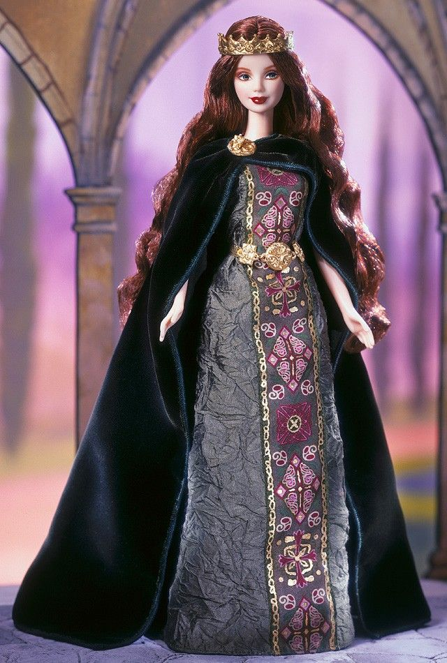 57 best barbie princess goddess queen and empress - Barbie en princesse ...